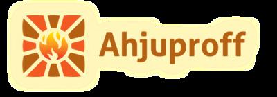 Ahjuproff